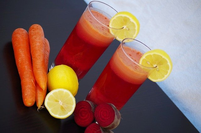 ovocné a zeleninové smoothie