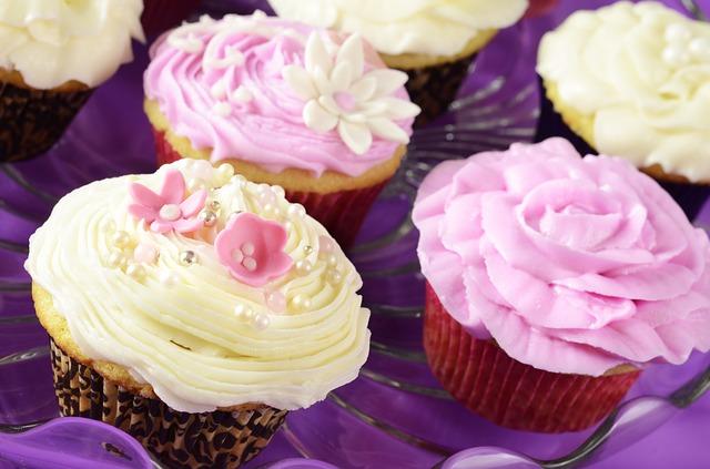 dezerty cupcakes