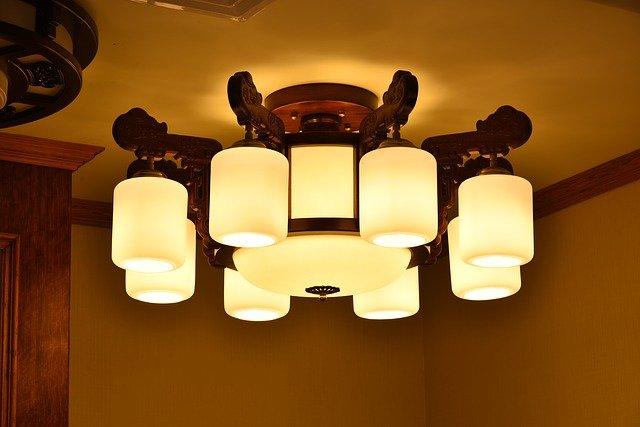 čínský lustr
