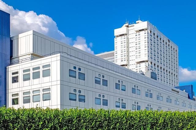 velká nemocnice