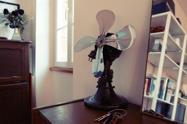 hezký ventilátor