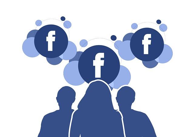 facebook a přátelé