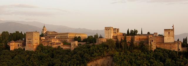 město alhambra