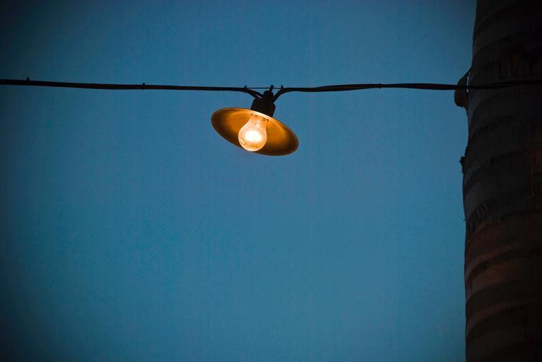světlo v zahradě je ideální pro osvětlení prostorů