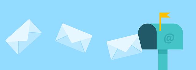 přijímání reklamních e-mailů